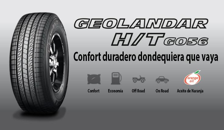 Geolandar G056