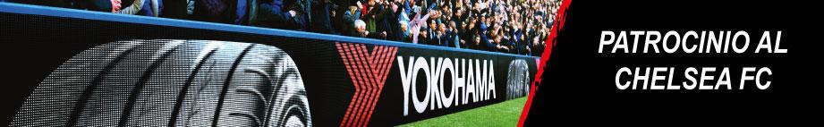 Patrocinio al Chelsea FC