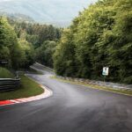 llantas yokohama en Nürburgring